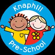 Knaphill Pre-School Logo